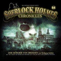 Sherlock Holmes Chronicles - Der Mörder von Dresden, 2 Audio-CD - Komponist: Sherlock Holmes Chronicles