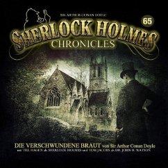 Sherlock Holmes Chronicles - Die verschwundene Braut, 1 Audio-CD