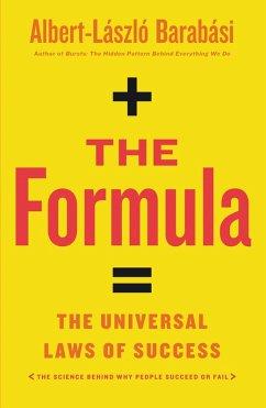 The Formula (eBook, ePUB) - Barabási, Albert-László