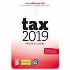 Tax 2019 (für Steuerjahr 2018) Professional (Download für Windows)