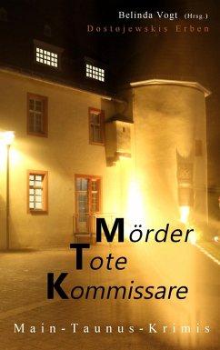 Mörder, Tote, Kommissare (eBook, ePUB)