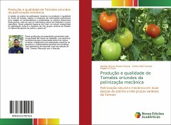 Produção e qualidade de Tomates oriundos da polinização mecânica