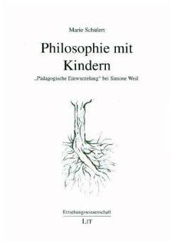 Philosophie mit Kindern - Schülert, Marie
