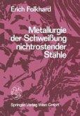 Metallurgie der Schweissung nichtrostender Stähle (eBook, PDF)