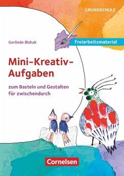 Freiarbeitsmaterial für die Grundschule - Kunst - Klasse 3/4 - Blahak, Gerlinde