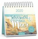 Postkartenkalender Sehnsucht nach Meer 2020