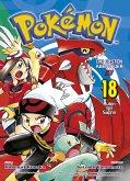 Rubin und Saphir / Pokémon - Die ersten Abenteuer Bd.18