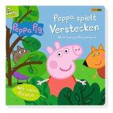 Peppa Pig: Peppa spielt Verstecken - Mein lustiges Klappenbuch