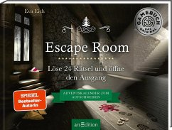 Escape Room. Der erste Escape-Adventskalender - Eich, Eva