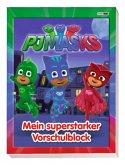 PJ Masks: Meine superstarker Vorschulblock