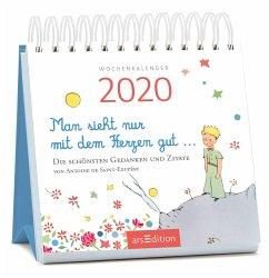 Man sieht nur mit dem Herzen gut ... 2020 - Saint-Exupéry, Antoine de