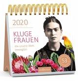 Postkartenkalender Kluge Frauen, die unsere Welt bewegten 2020