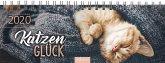 Tischkalender Katzenglück 2020