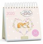 Postkartenkalender Weißt du eigentlich, wie lieb ich dich hab 2020