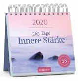 Postkartenkalender 365 Tage innere Stärke 2020 - Wochenkalender mit abtrennbaren Postkarten