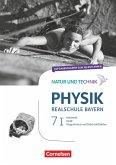 Natur und Technik - Physik Band 7: Wahlpflichtfächergruppe I - Realschule Bayern - Aufgabentrainer zum Selbstlernen