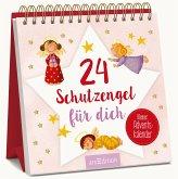 24 Schutzengel für dich - Kleiner Adventskalender zum Aufstellen