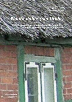 Flauta doble (sin titulo)