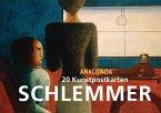 Postkartenbuch Oskar Schlemmer