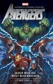 Avengers: Jeder will die Welt beherrschen (Roman)
