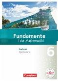 Fundamente der Mathematik 6. Schuljahr - Sachsen - Schülerbuch