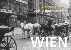 Postkartenbuch Wien - Anaconda Verlag