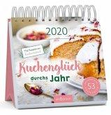 Postkartenkalender Kuchenglück durchs Jahr 2020 - Wochenkalender mit abtrennbaren Postkarten und Rezepten von Kuchentratsch