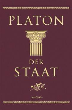 Der Staat (Cabra-Lederausgabe) - Platon