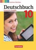 Deutschbuch - Erweiterte Ausgabe 10. Schuljahr - Nordrhein-Westfalen - Schülerbuch