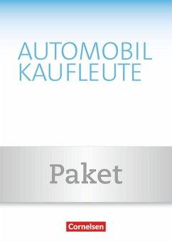Automobilkaufleute Band 3: Lernfelder 9-12 - Fachkunde und Arbeitsbuch - Büsch, Norbert; Kost, Antje; Piek, Michael