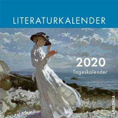 Der Anaconda Literatur-Kalender 2020 - Strümpel, Jan