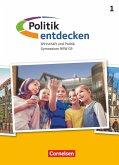 Politik entdecken Band 1. Gymnasium Nordrhein-Westfalen - Schülerbuch