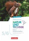 Natur und Technik - Naturwissenschaften 5./6. Schuljahr - Nordrhein-Westfalen - Lern- und Arbeitsheft für Lernende mit erhöhtem Förderbedarf im inklusiven Unterricht