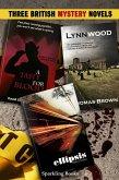 Three British Mystery Novels (eBook, ePUB)