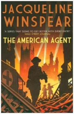 The American Agent - Winspear, Jacqueline