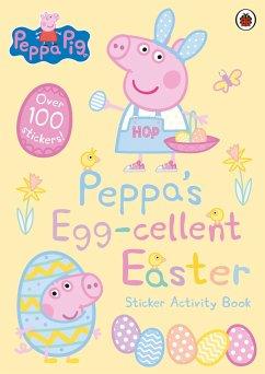 Peppa Pig: Peppa's Egg-cellent Easter Sticker Activity Book - Peppa Pig