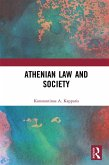 Athenian Law and Society (eBook, ePUB)