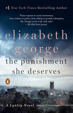 The Punishment She Deserves: A Lynley Novel - George, Elizabeth