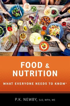 Food and Nutrition (eBook, PDF) - Newby, P. K.