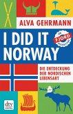 I did it Norway! (eBook, ePUB)