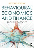 Behavioural Economics and Finance (eBook, ePUB)
