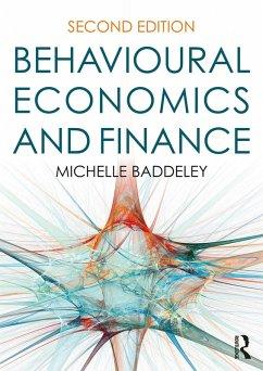 Behavioural Economics and Finance (eBook, ePUB) - Baddeley, Michelle