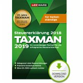 TAXMAN 2019 für Selbstständige (für Steuerjahr 2018) (Download für Windows)