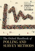 The Oxford Handbook of Polling and Survey Methods (eBook, PDF)