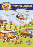 Unsere Feuerwehr. Wimmelbuch mit Rätselspaß