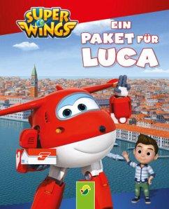 Super Wings - Ein Paket für Luca