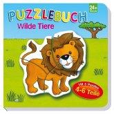 Puzzlebuch Wilde Tiere