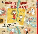 Der Knäckebrotkrach, 1 Audio-CD