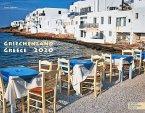 Griechenland 2020 Großformat-Kalender 58 x 45,5 cm