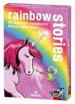 black stories Junior - rainbow stories (Spiel)